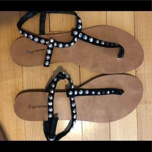 Zigi Soho Studded Sandals